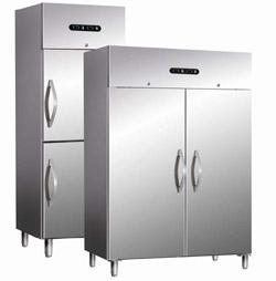 холодильные шкафы с двумя изолированными объемами