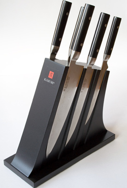 подставка KASUMI для набора кухонных ножей уфа