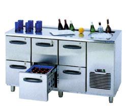 Холодильные столы Hackman уфа